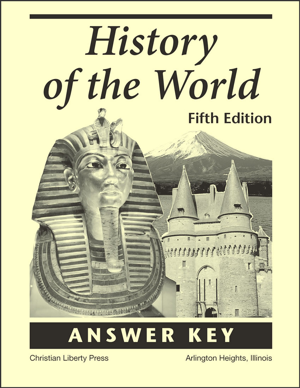 History of the World in Christian Perspective, 5th edition - Answer Key