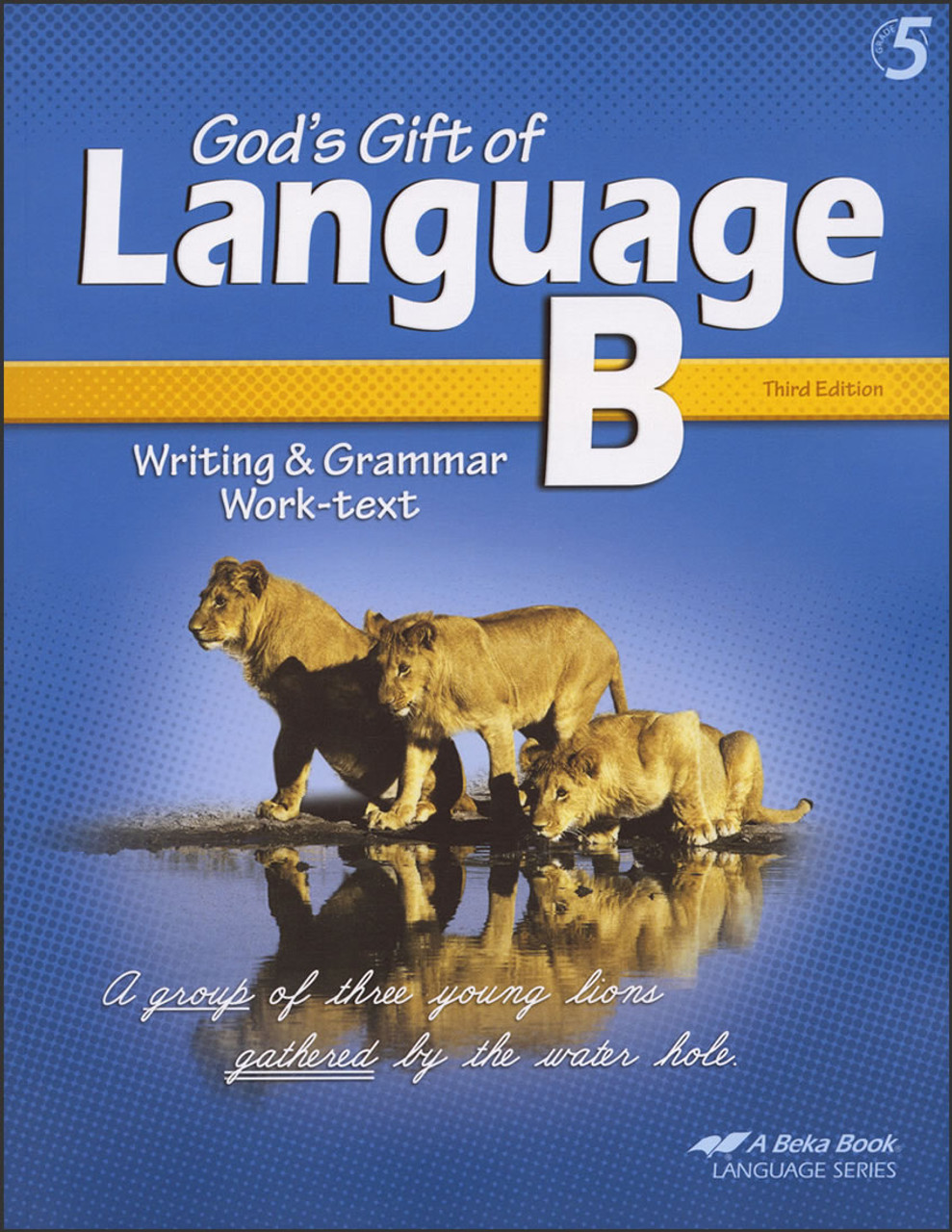 God's Gift of Language B, 3rd edition