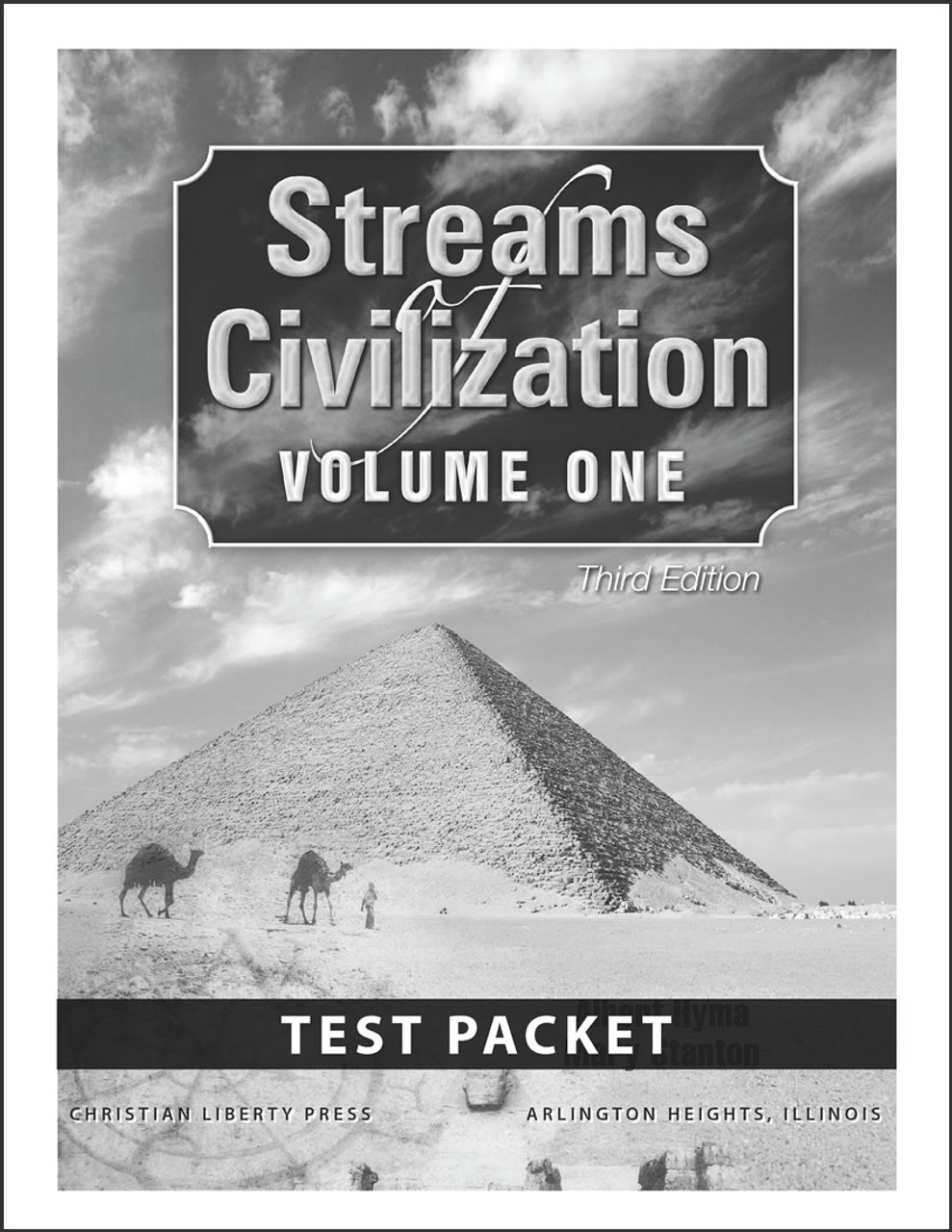 Streams of Civilization Volume One, 3rd edition - Test Packet