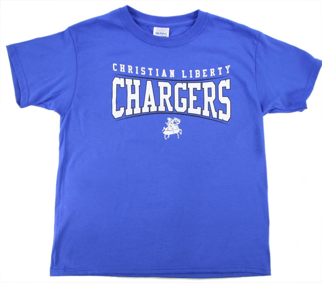 Blue Adult T-shirt