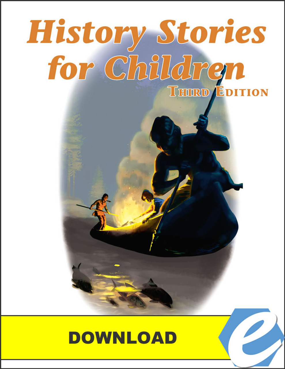 History Stories for Children, 3rd edition - Student Exercises - PDF Download