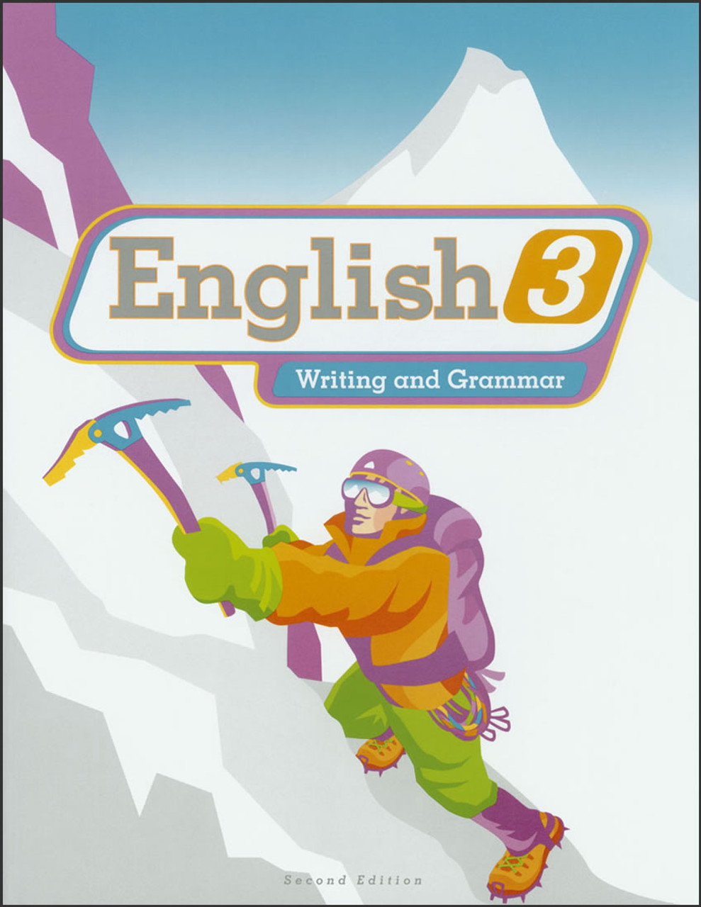 English 3: Writing and Grammar, 2nd edition