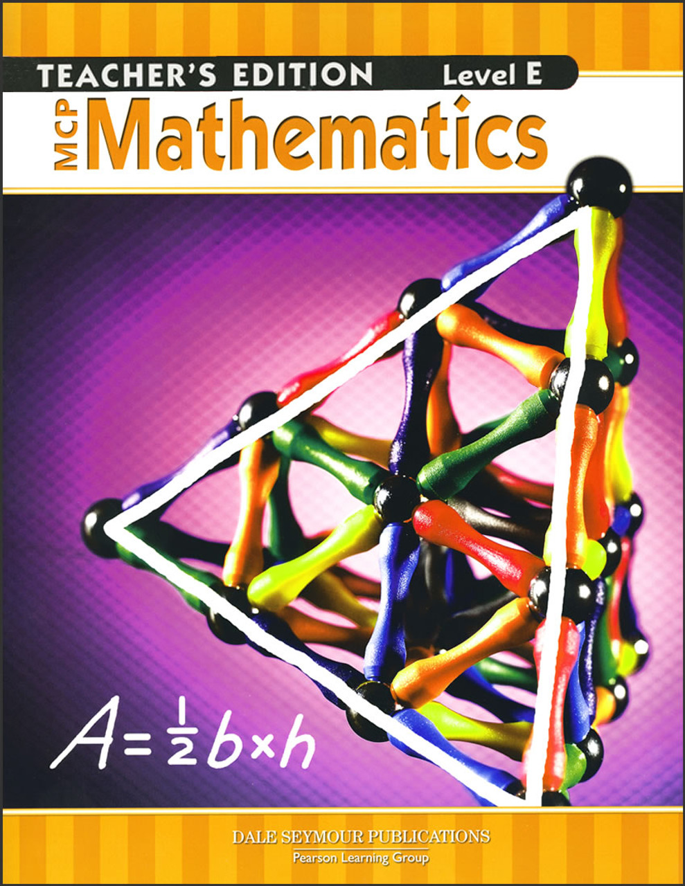 MCP Mathematics: Level E - Teacher's Edition