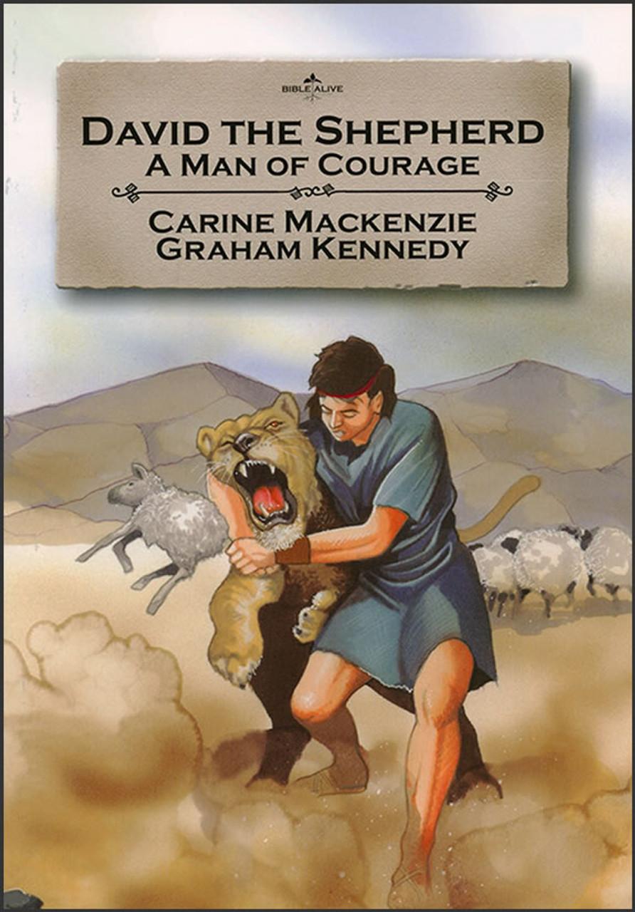 David the Shepherd