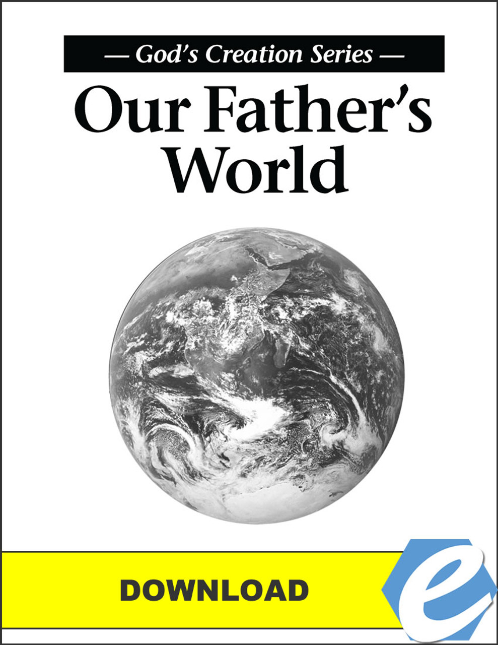 Our Father's World - Test Packet - PDF Download