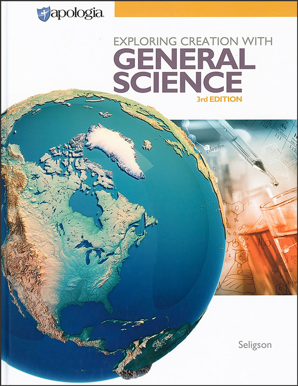 Exploring Creation with General Science, 3rd edition