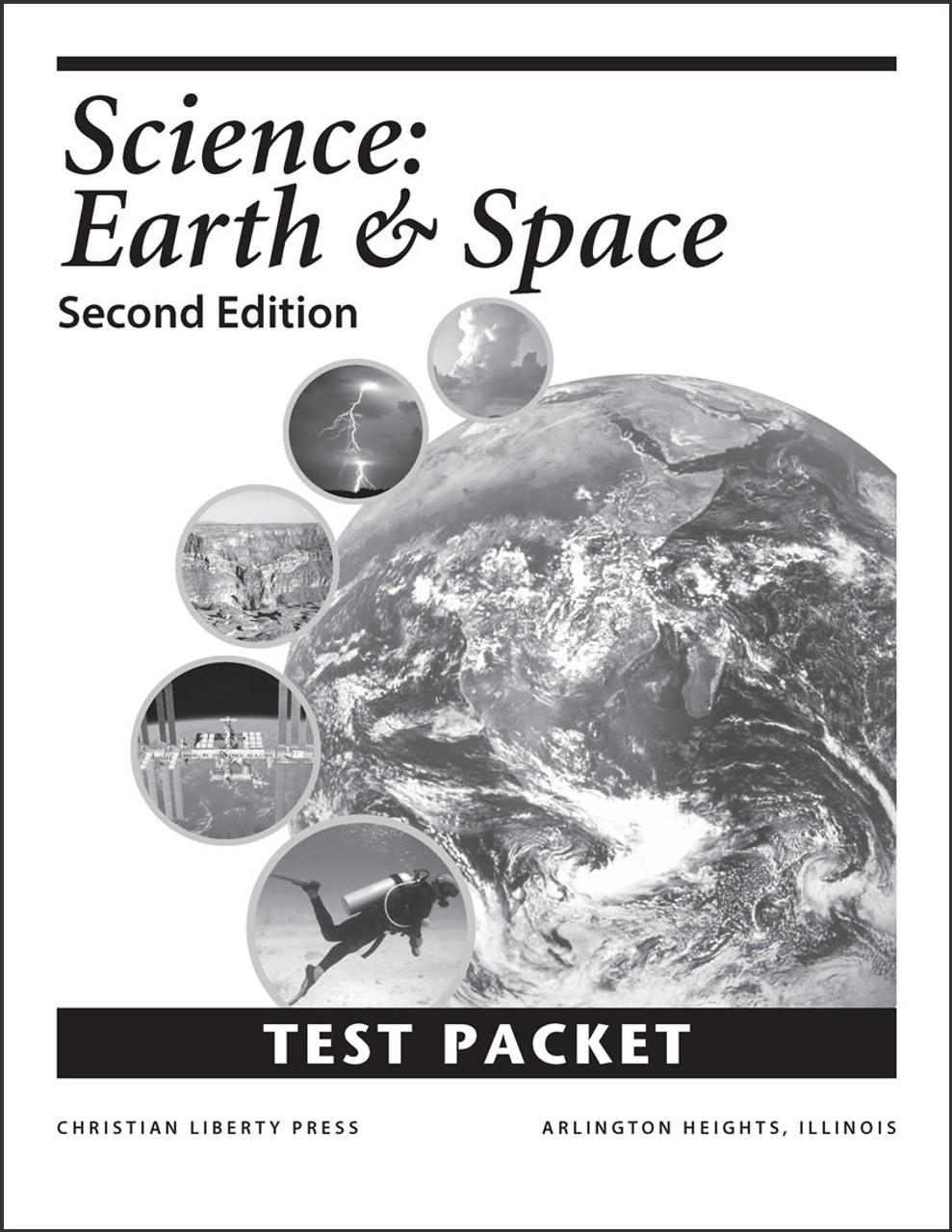 Science: Earth and Space, 2nd edition - Test Packet