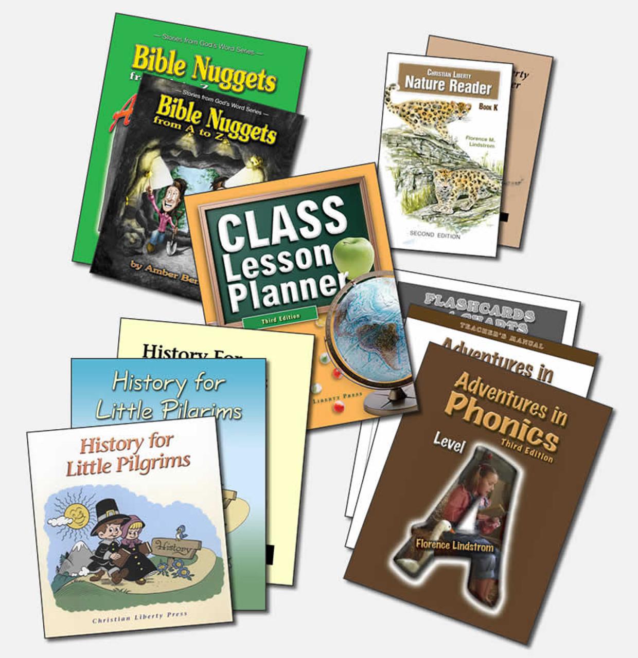 Family Education Support Kit - Grades K-1