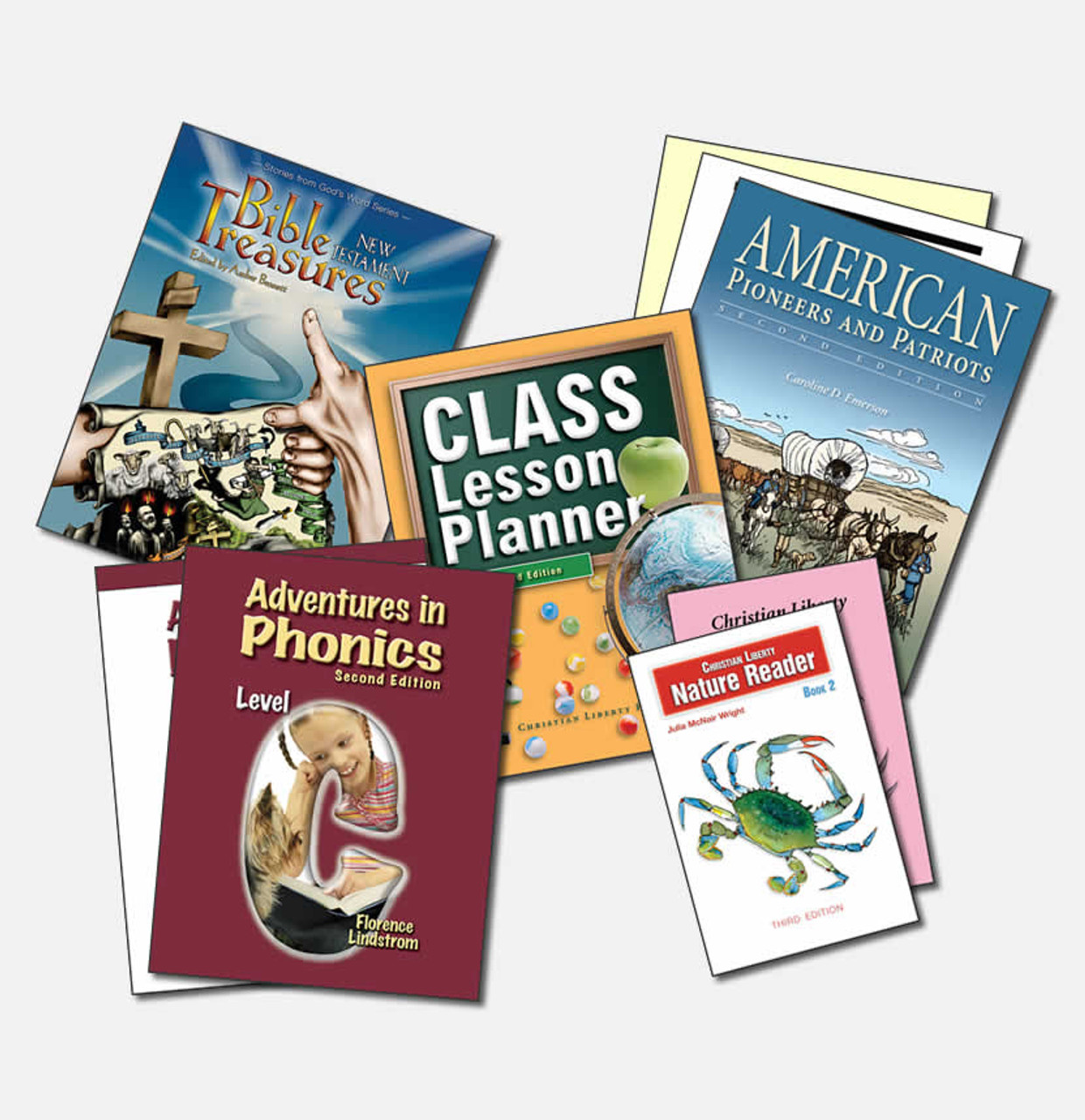 Family Education Supplement Kit - Grades 2-3
