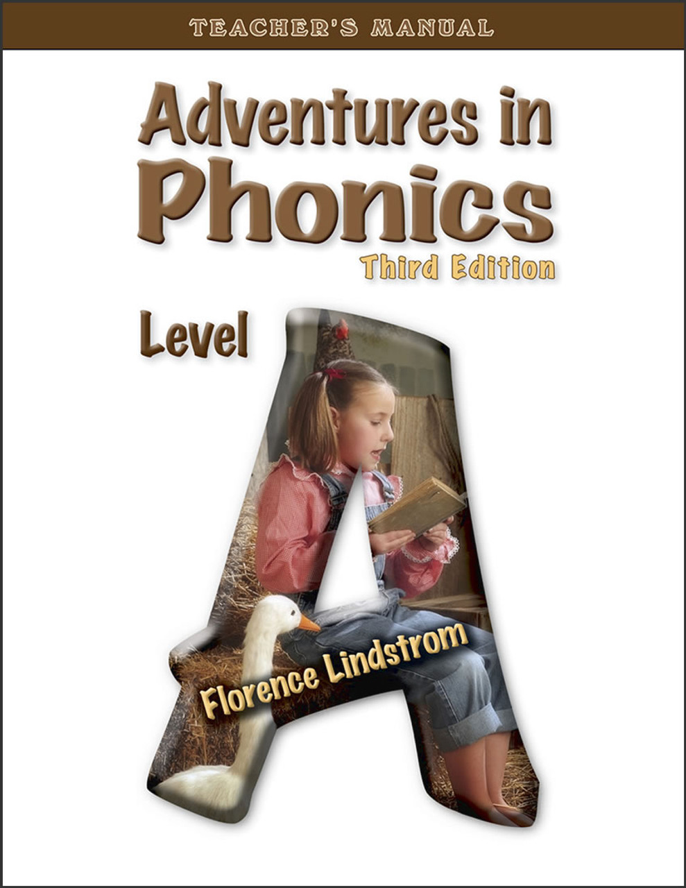 Adventures in Phonics Level A, 3rd edition Teacher's Manual