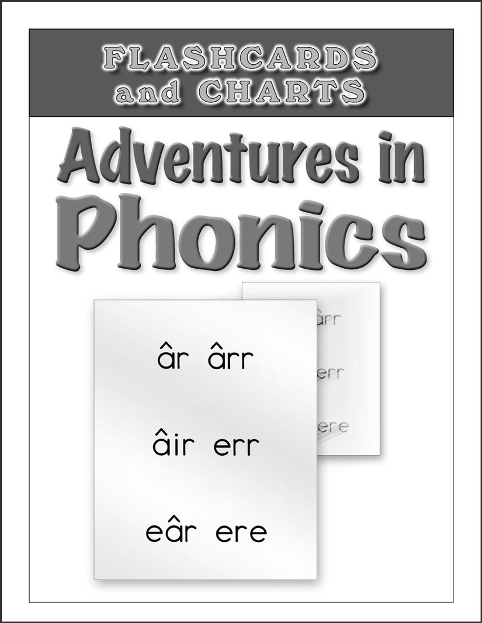 Adventures in Phonics Flashcards and Charts