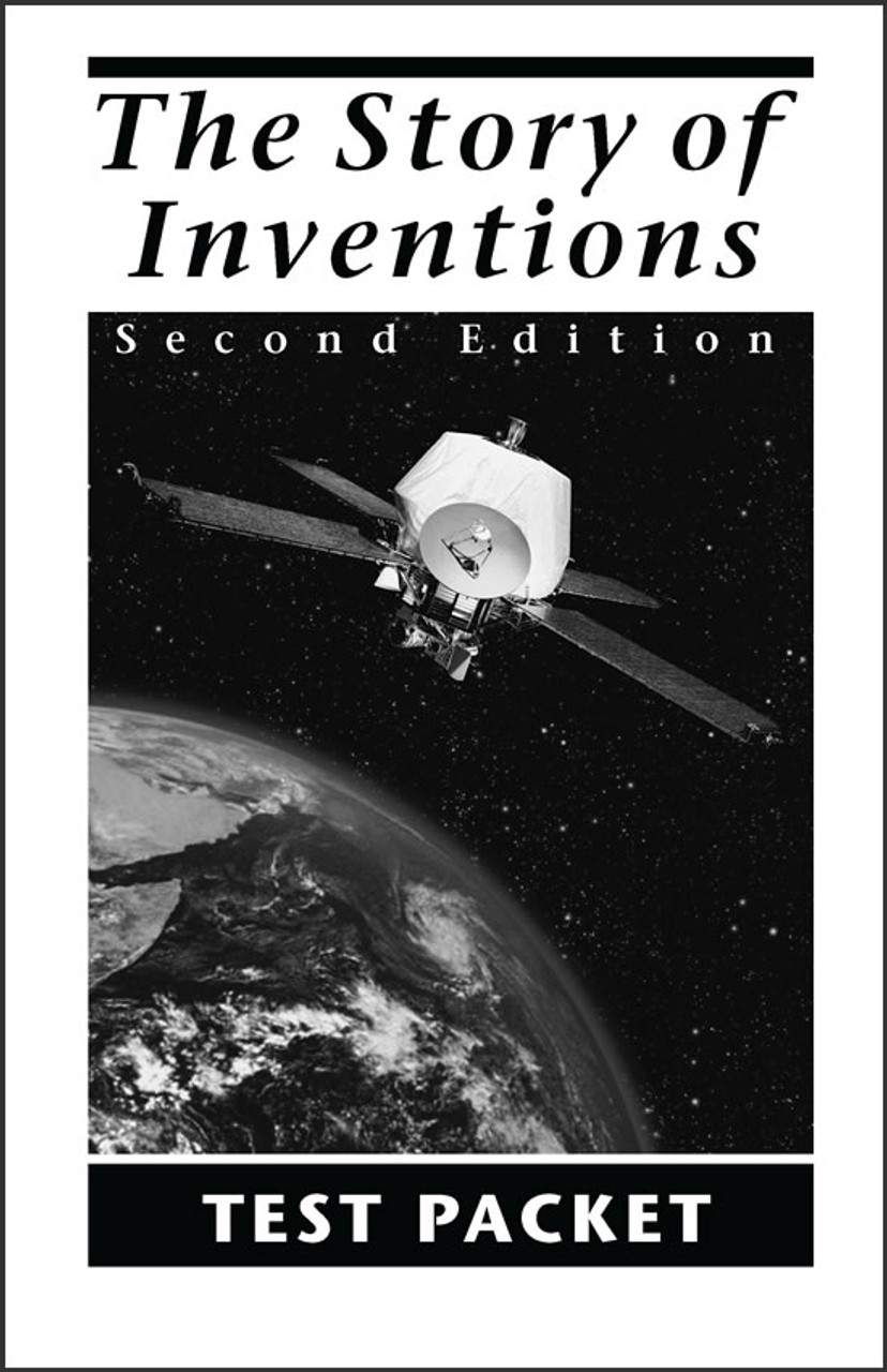 The Story of Inventions, 2nd edition - Test Packet