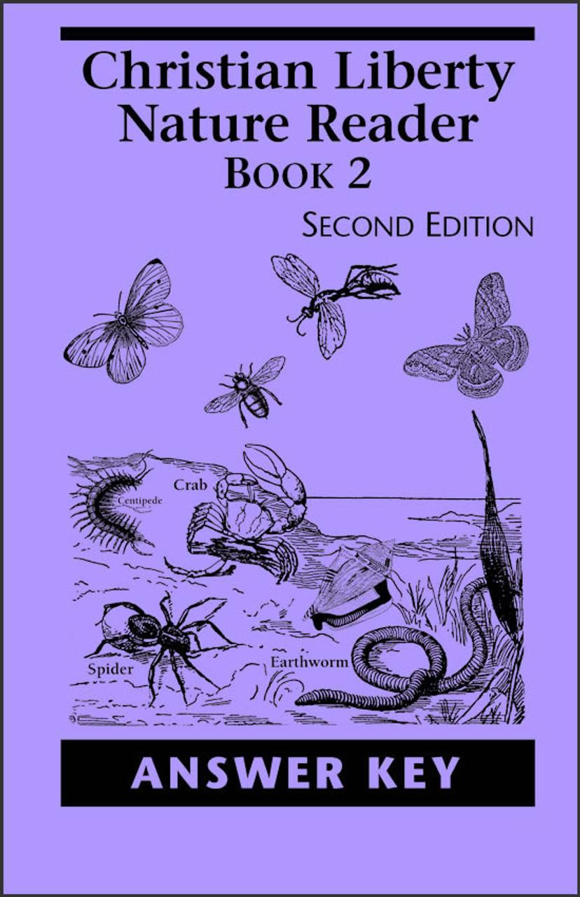 Christian Liberty Nature Reader: Book 2, 2nd edition - Answer Key