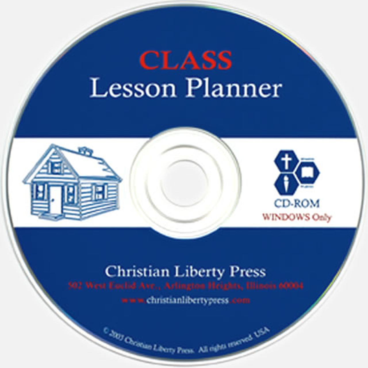 CLASS Lesson Planner - CD ROM Version
