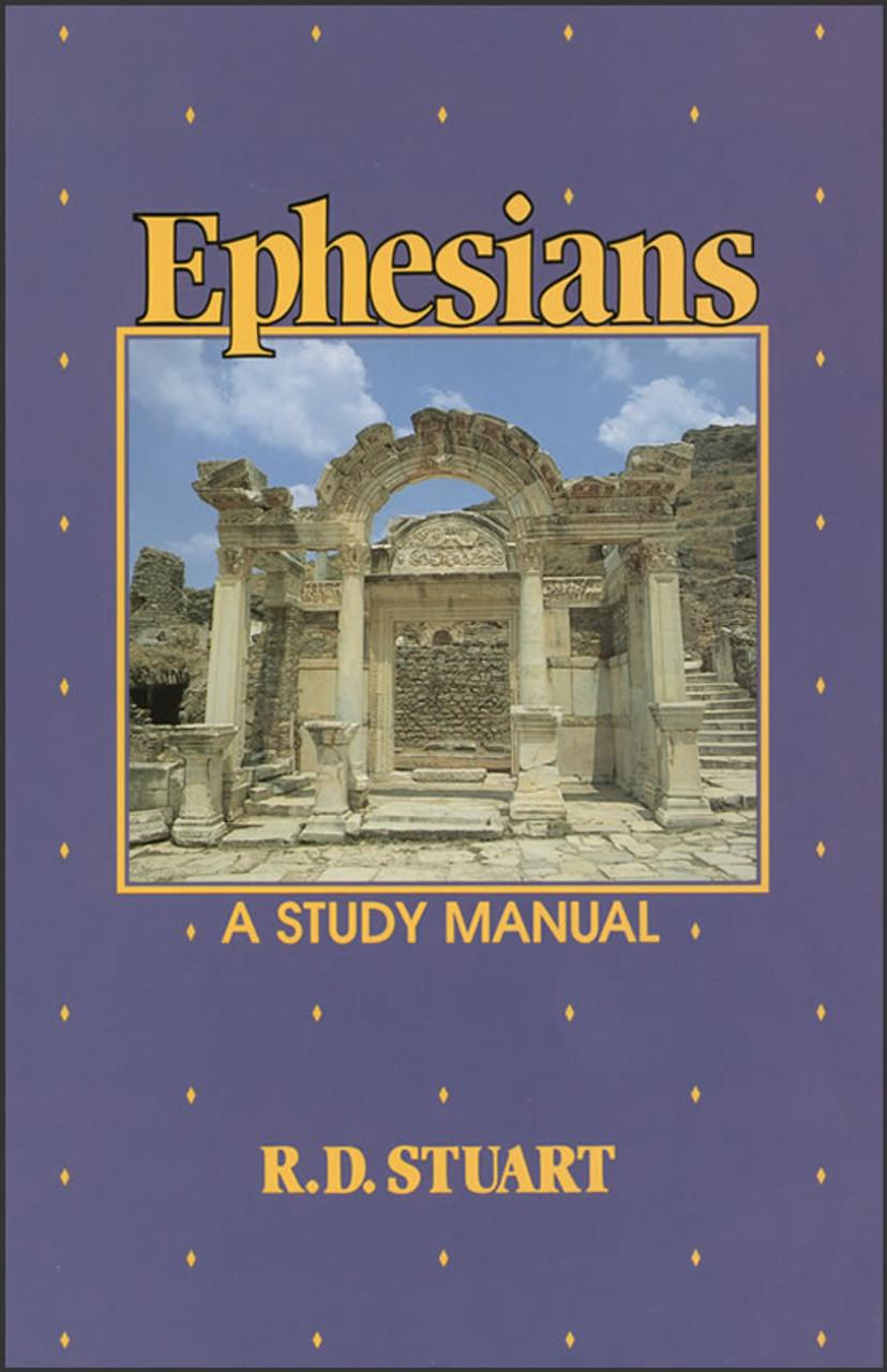 Ephesians: A Study Manual