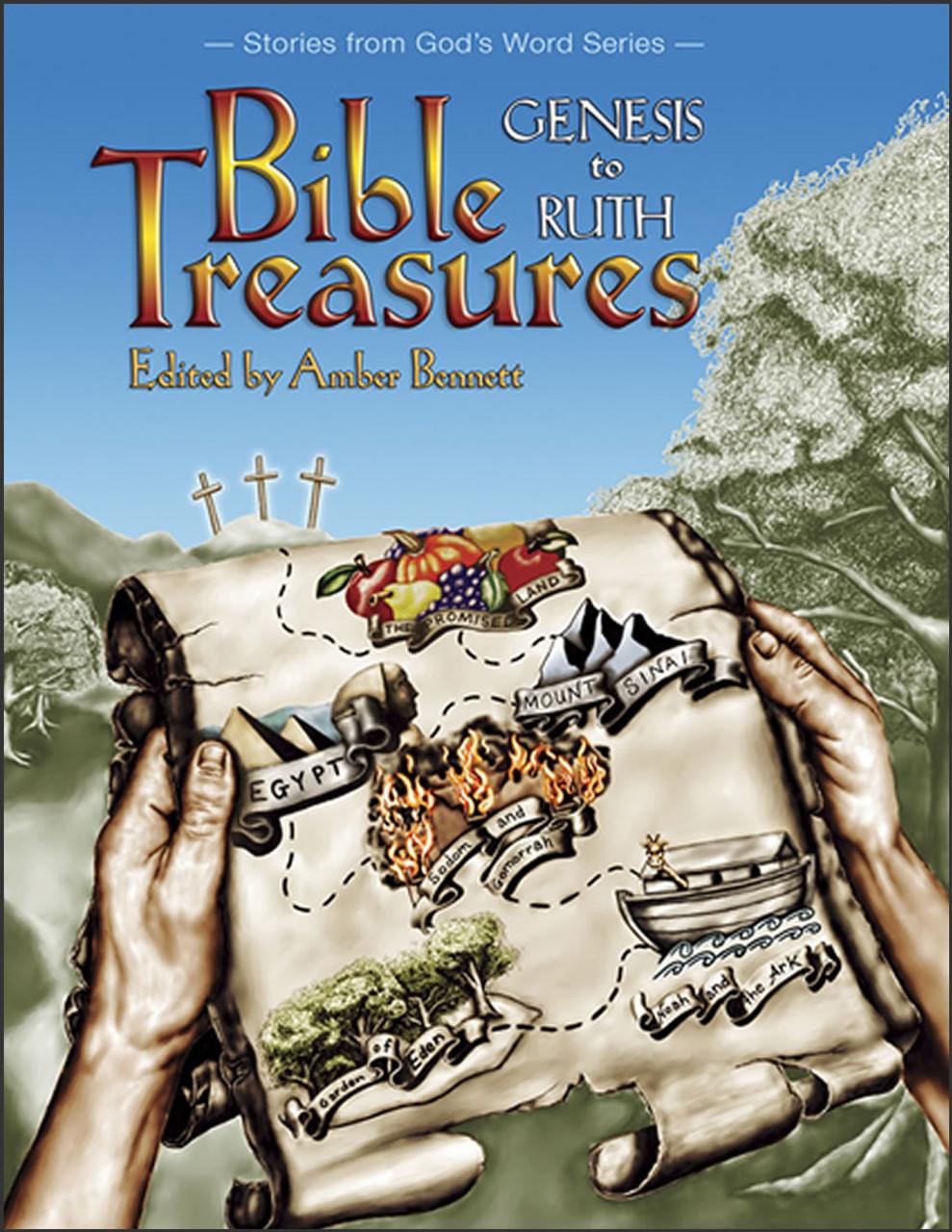 Bible Treasures K: Genesis to Ruth