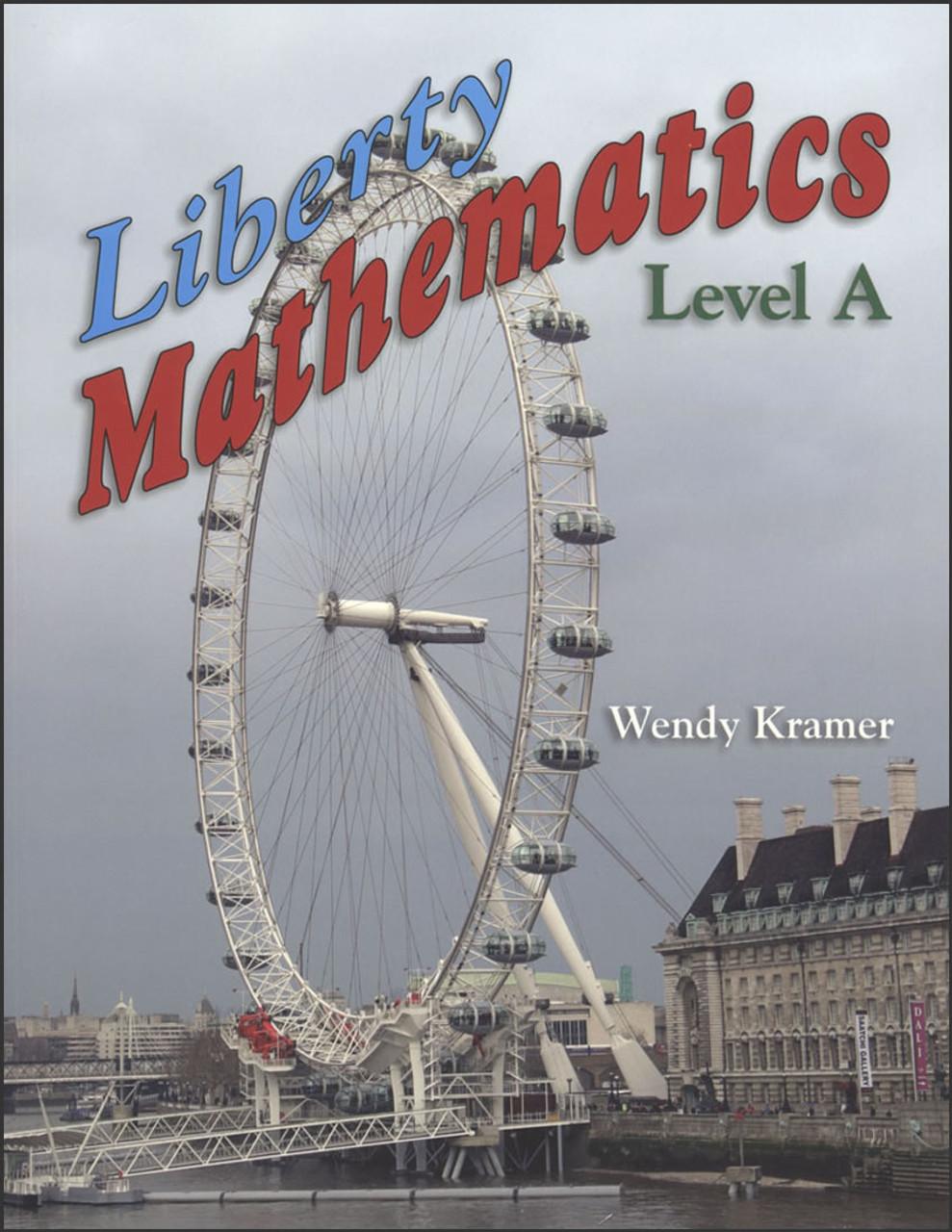 Liberty Mathematics Level A