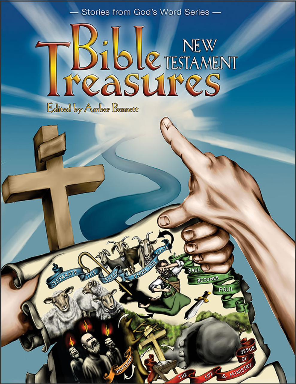 Bible Treasures 2: New Testament