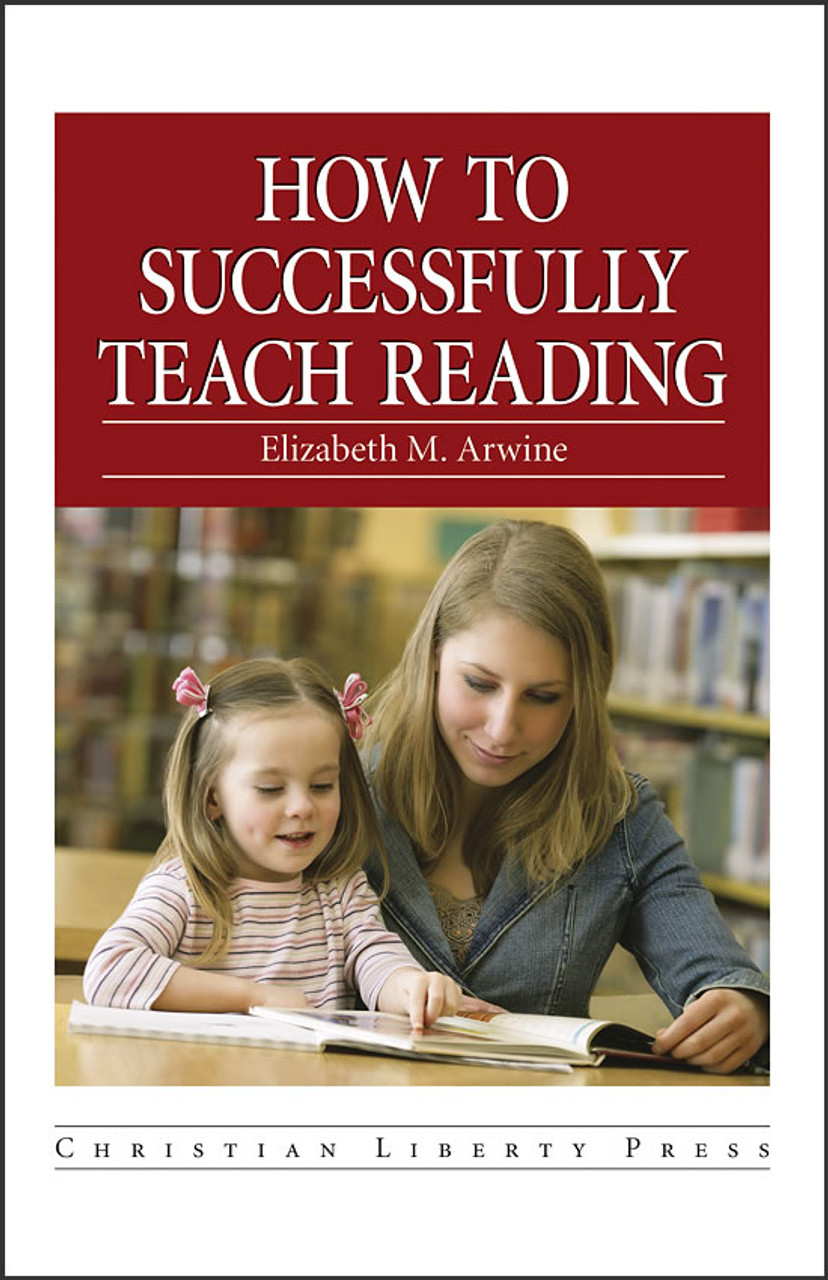 How to Successfully Teach Reading (parent support)