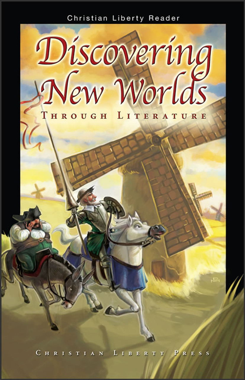 Discovering New Worlds Through Literature