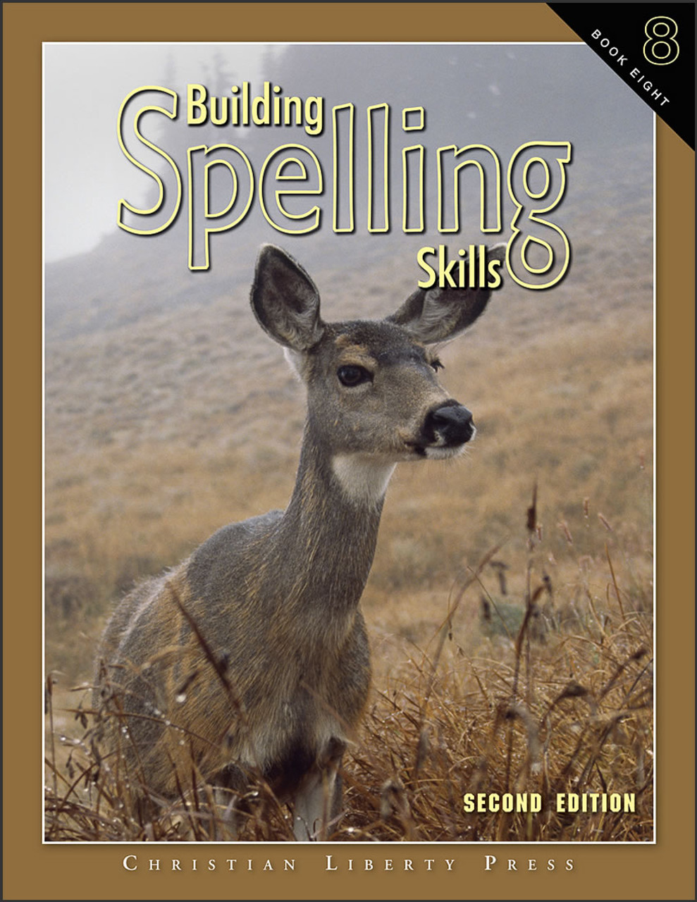 Building Spelling Skills Book 8, 2nd edition