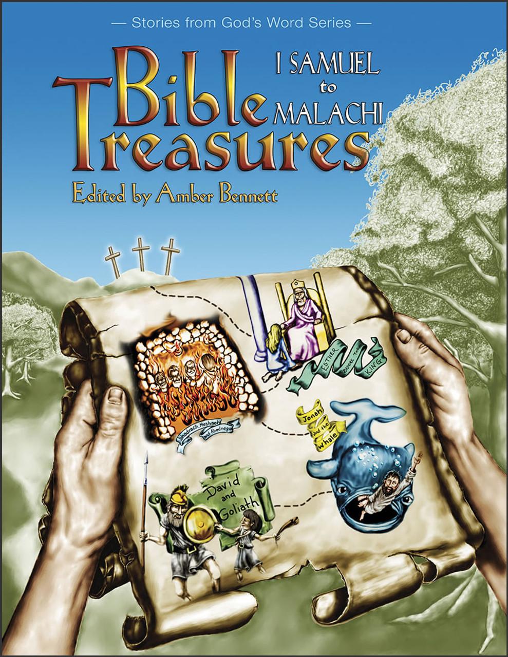 Bible Treasures 1: I Samuel to Malachi