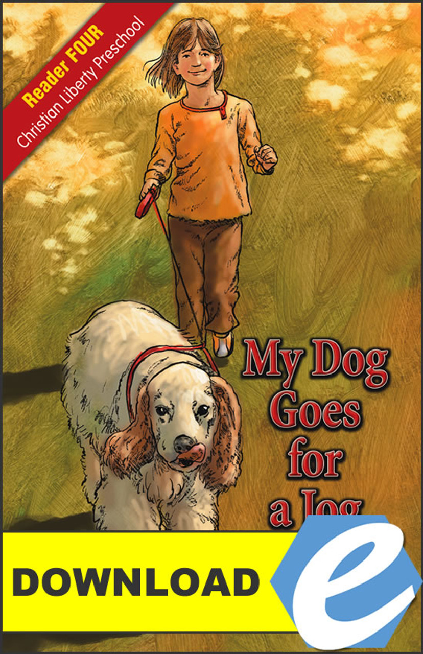 My Dog Goes for a Jog - PDF Download