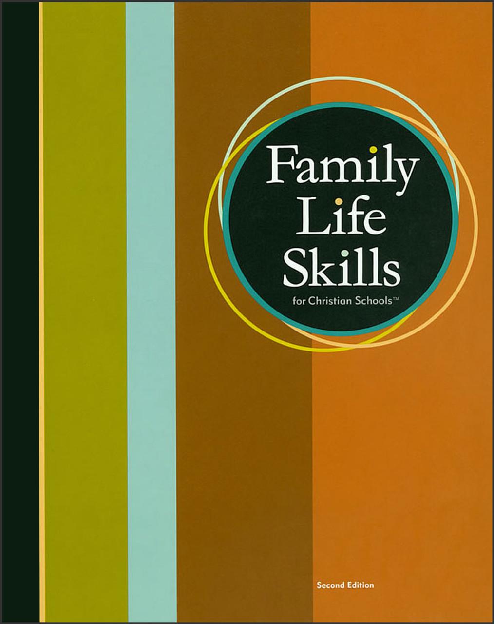 Family Life Skills, 2nd edition