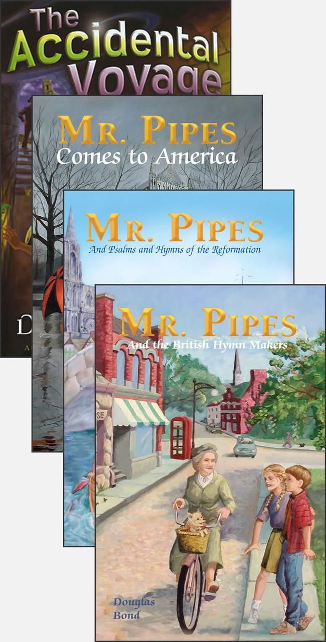 Mr. Pipes 4-Volume Complete Set