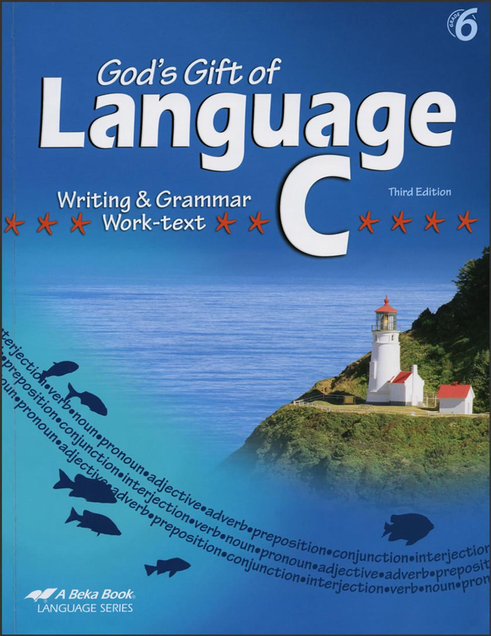 God's Gift of Language C, 3rd edition