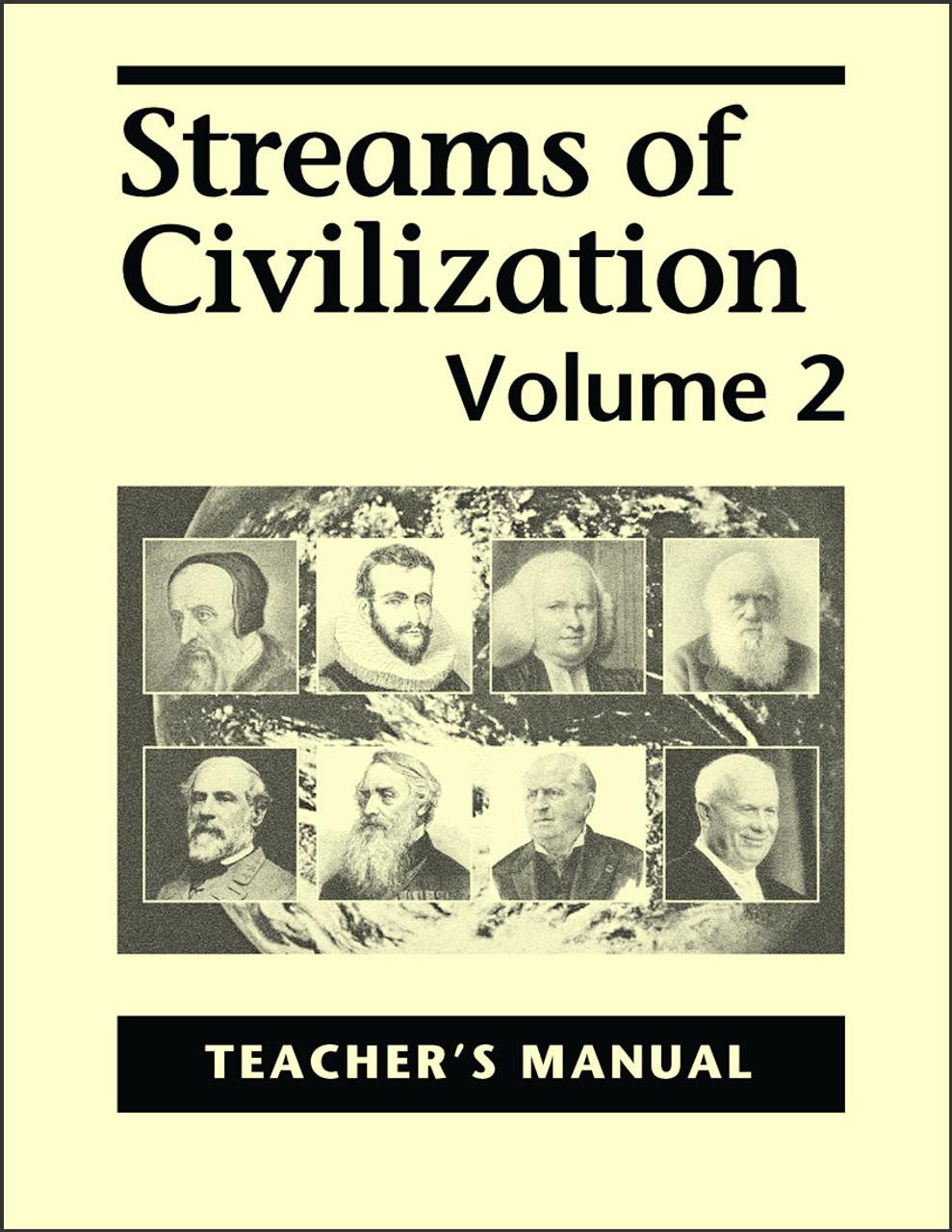 Streams of Civilization Volume 2, 2nd edition - Teacher's Manual