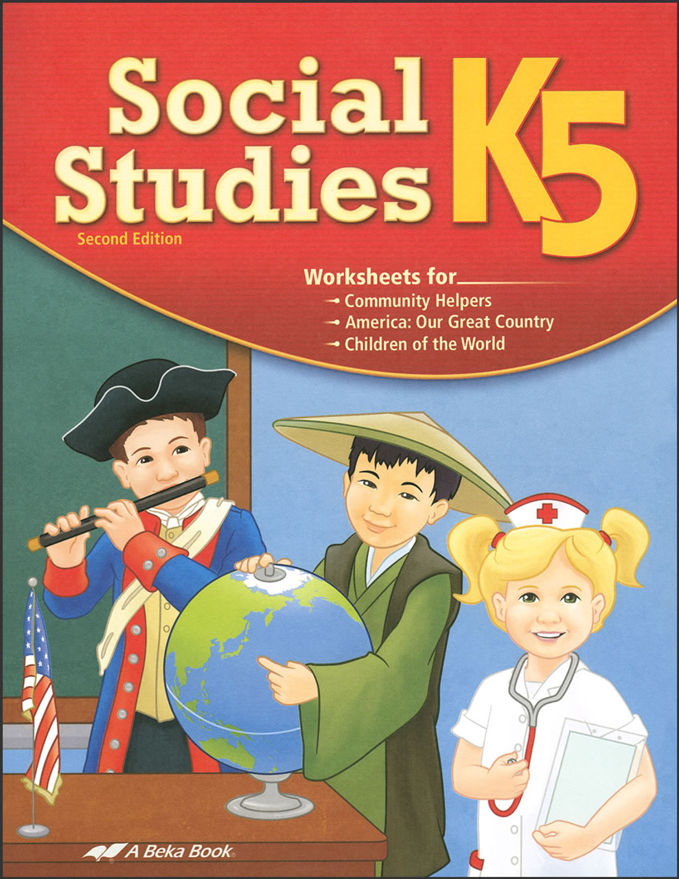 Social Studies K5, 2nd edition