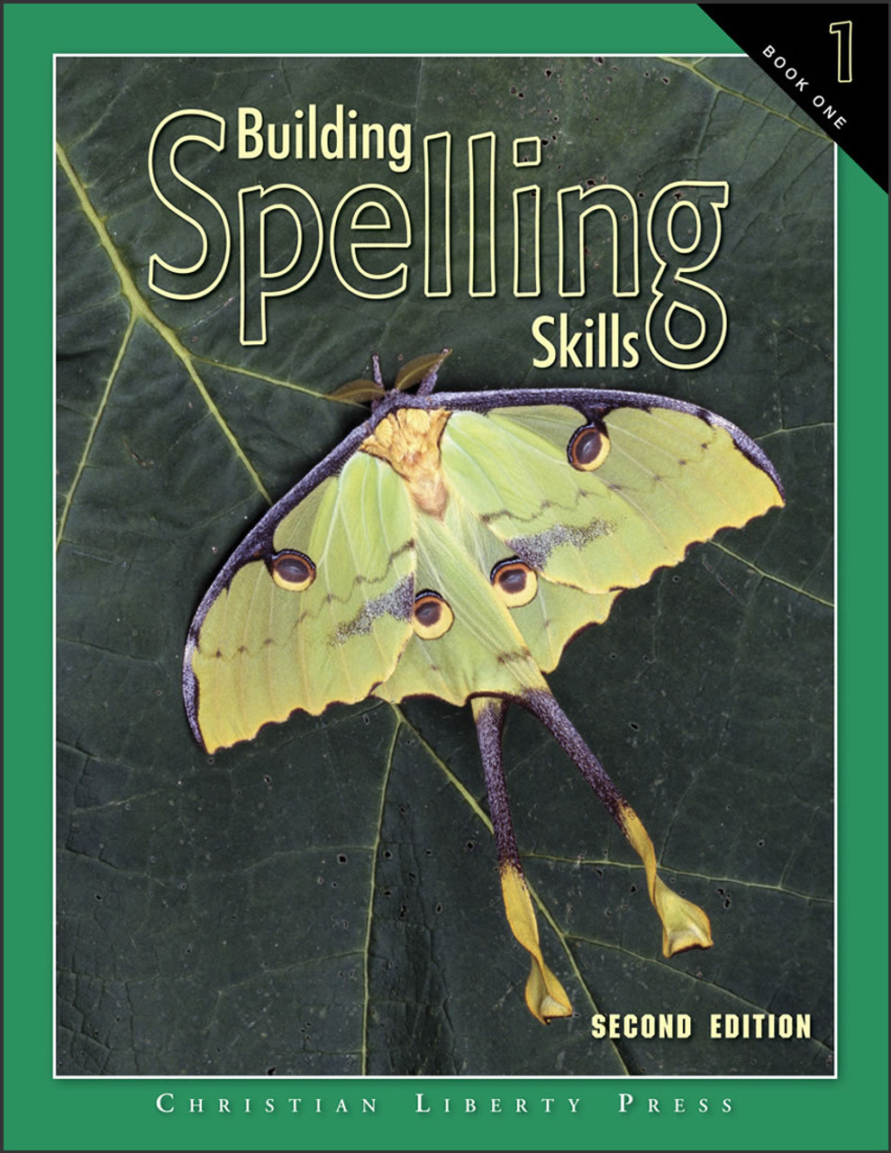 Building Spelling Skills Book 1, 2nd edition