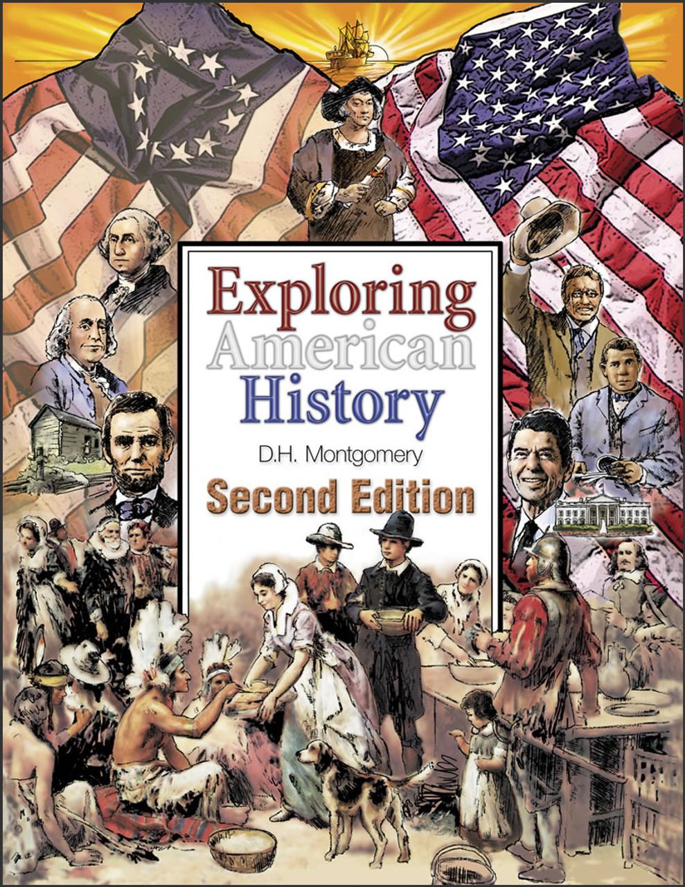 Exploring American History, 2nd edition