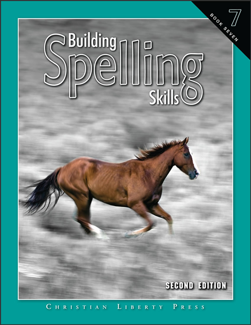 Building Spelling Skills Book 7, 2nd edition