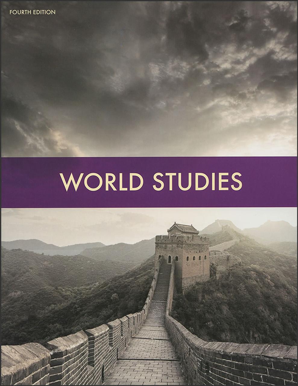 World Studies, 4th edition