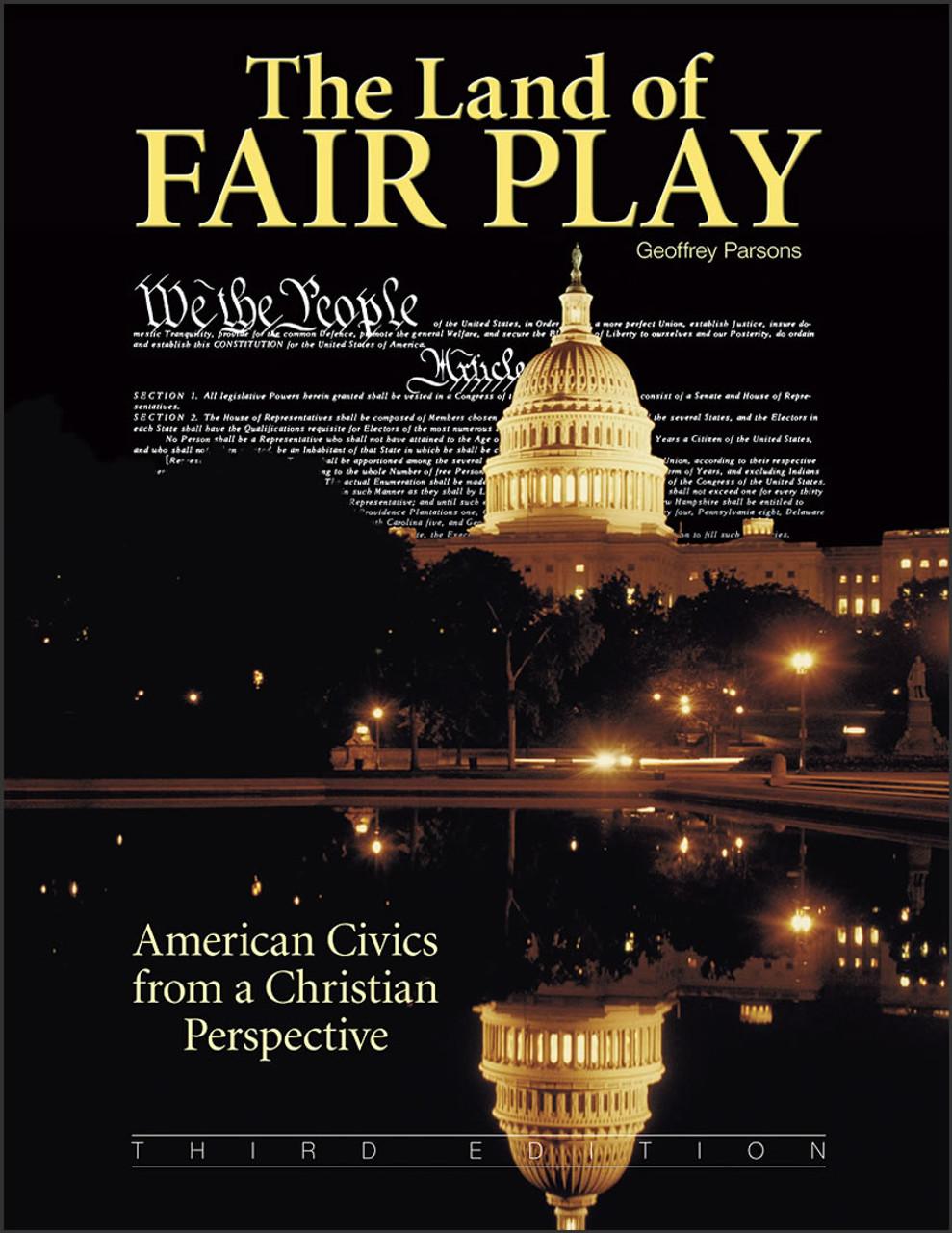 The Land of Fair Play, 3rd edition