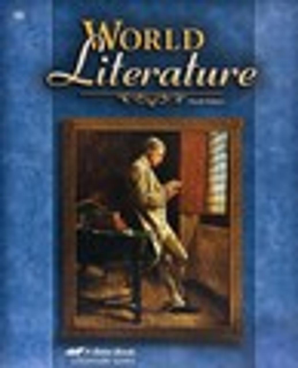 World Literature, 4th edition