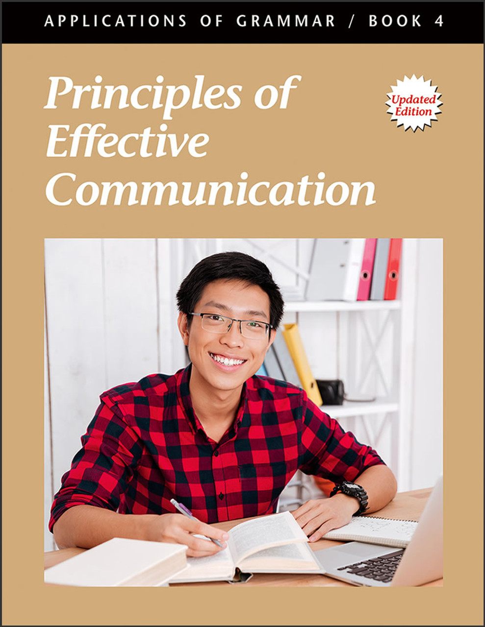 Applications of Grammar Book 4, updated edition