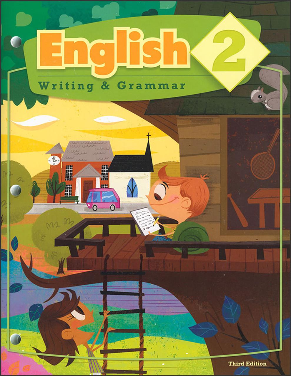 English 2, 3rd edition