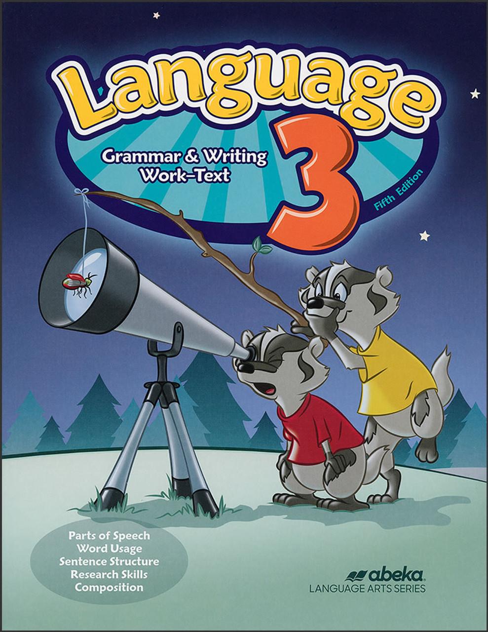 Language 3, 5th edition