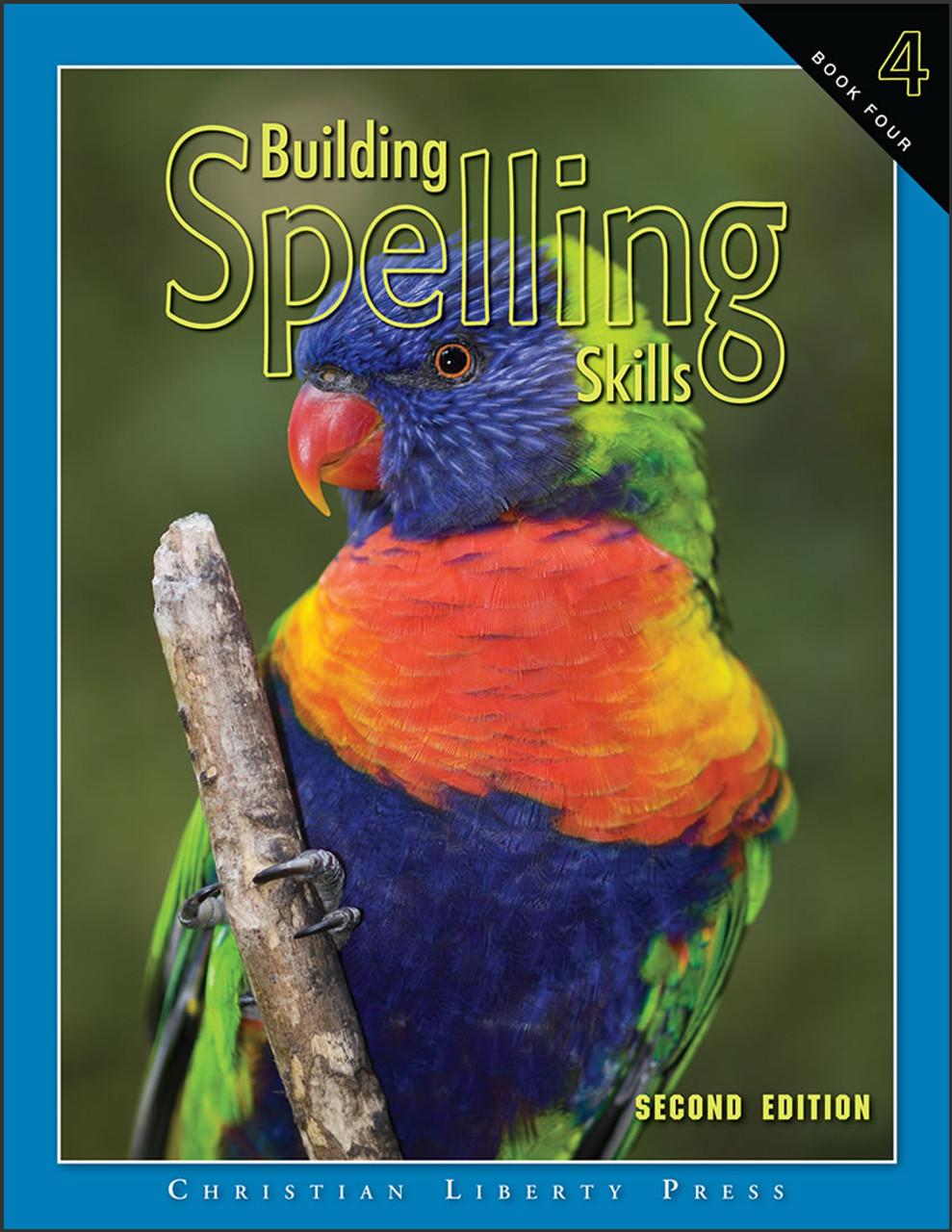 Building Spelling Skills 4, 2nd edition