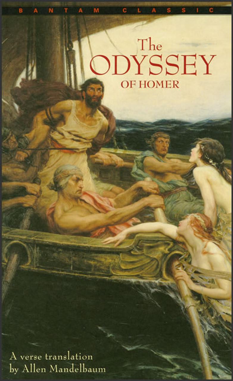 They Odyssey of Homer