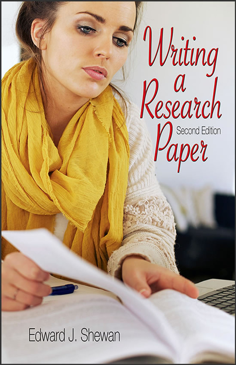 Writing a Research Paper, 2nd edition