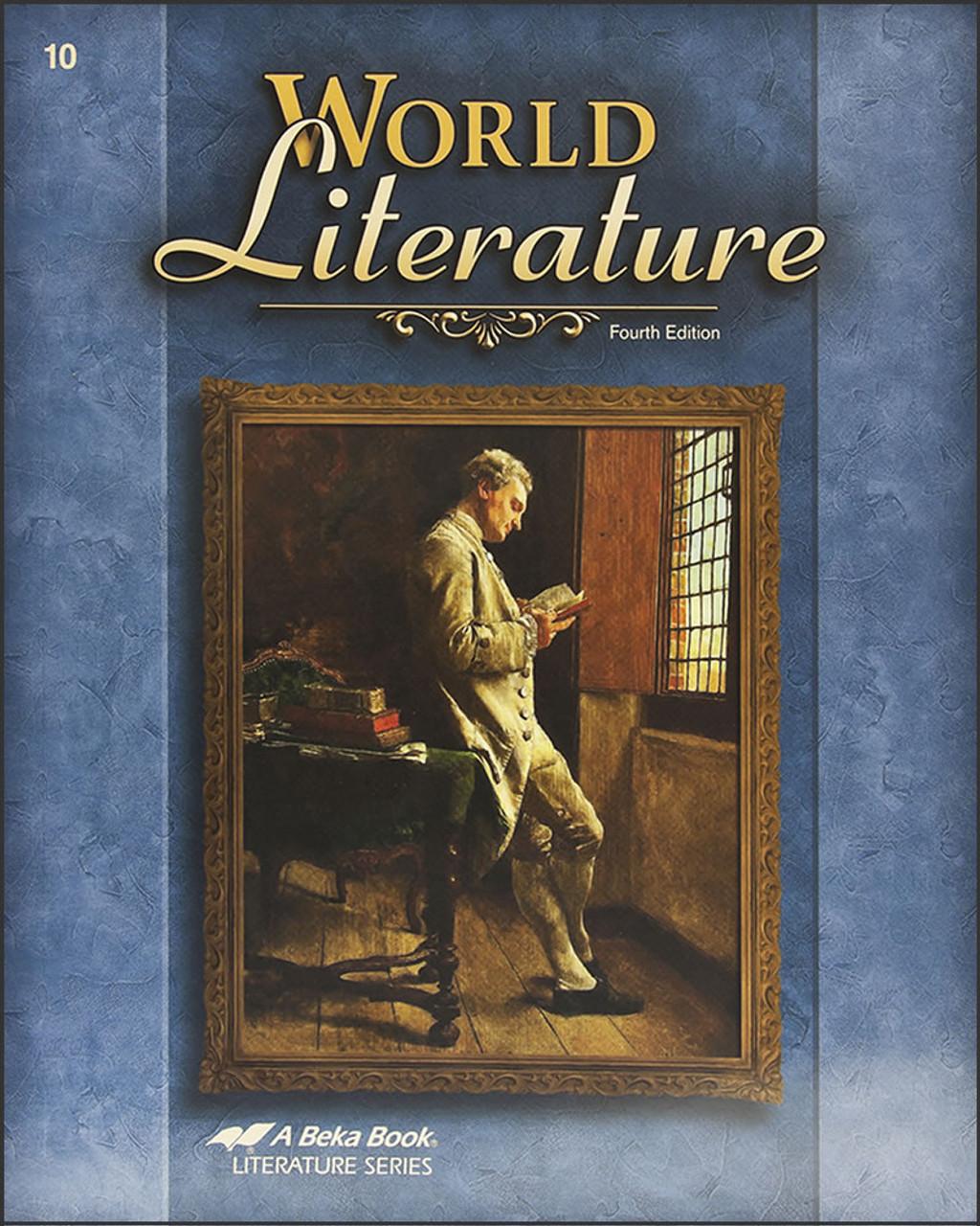 World Literature, 4th edition (second half)