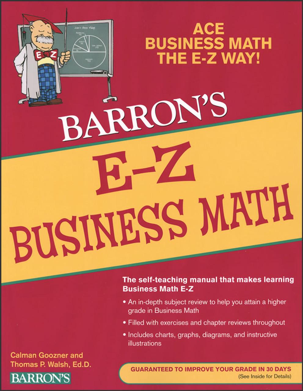 E-Z Business Math