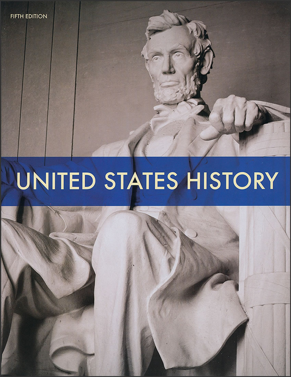 United States History, 5th edition (half)