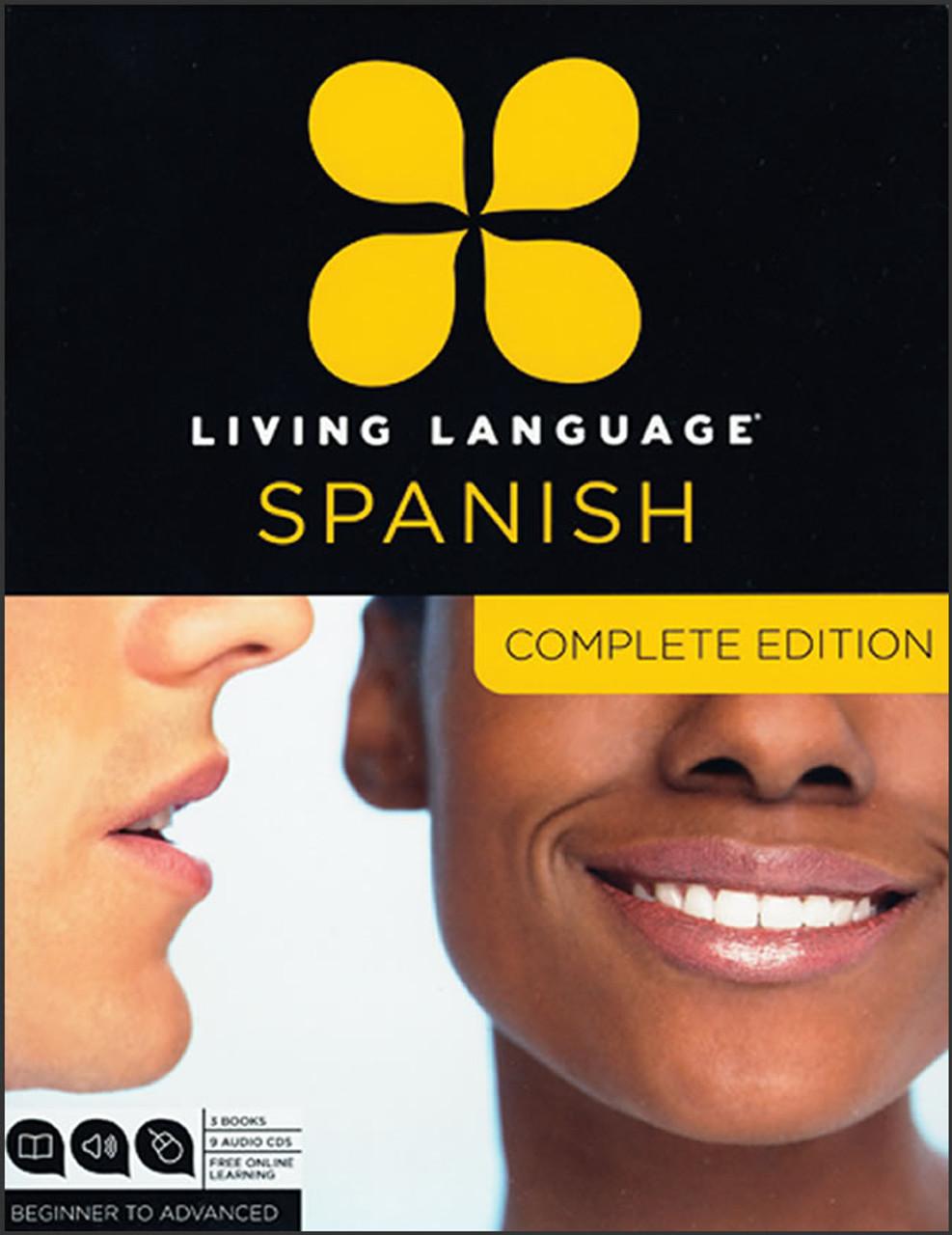 Living Language Spanish: Complete Edition