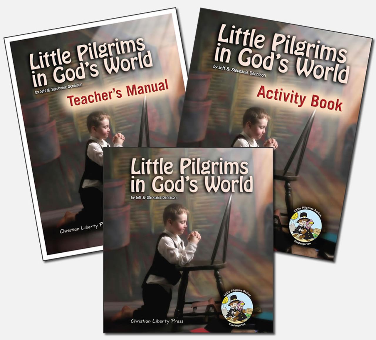 Little Pilgrims in God's World - Kit