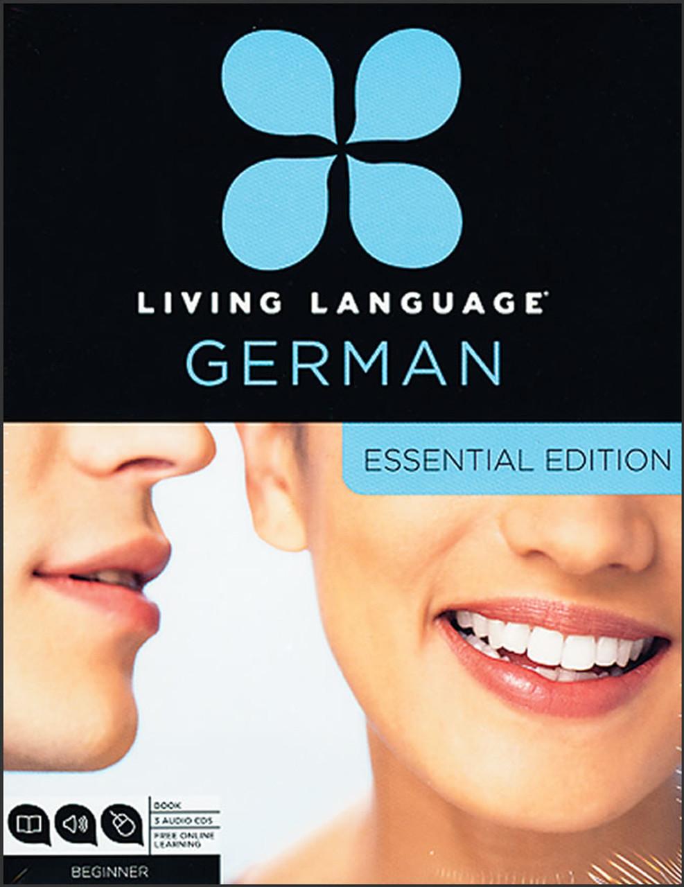 Living Language German: Essential Edition